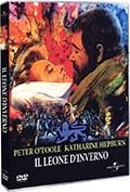 La copertina di Il leone d'inverno (dvd)