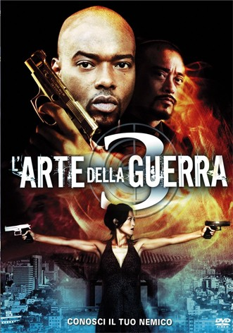 La copertina di L'arte della guerra 3 (dvd)