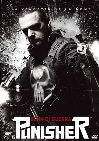 La copertina di Punisher - Zona di guerra (dvd)