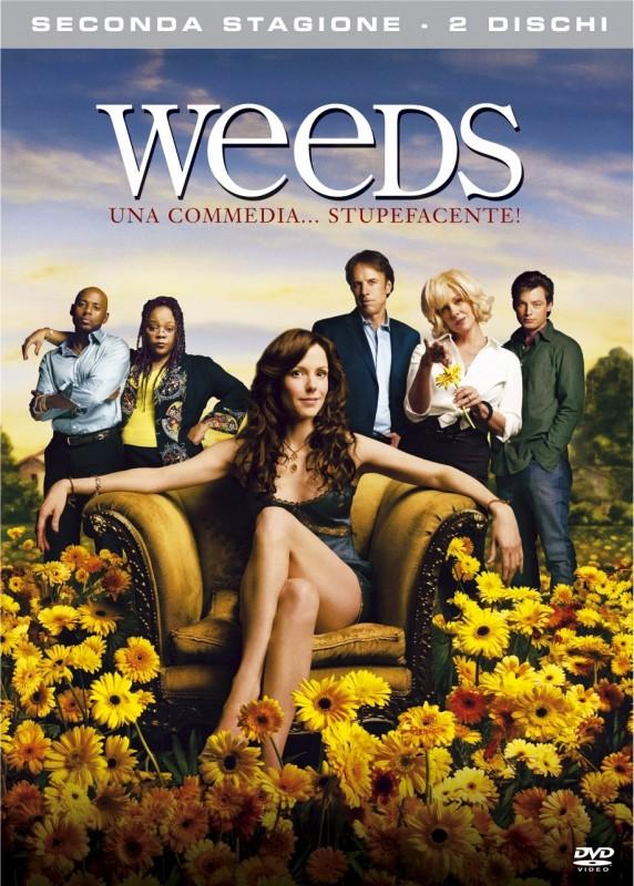 La copertina di Weeds - Stagione 2 (dvd)