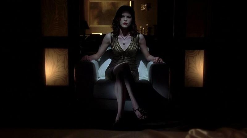 Lorena (Mariana Klaveno) appare in sogno a Sookie in una scena dell'episodio 'I Will Rise Up' della serie tv True Blood
