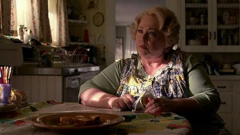 Maxine Fortenberry (Dale Raoul), madre di Hoyt, in una scena dell'episodio 'I Will Rise Up' della serie tv True Blood