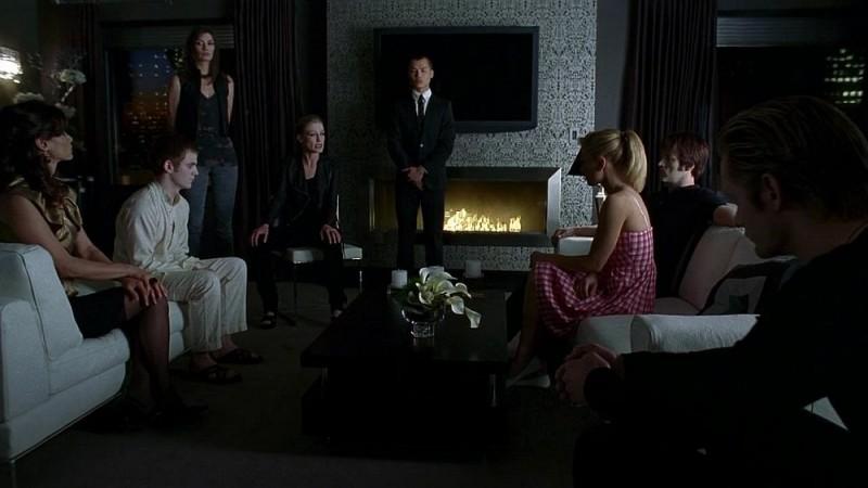 Una scena dell'episodio 'I Will Rise Up' della serie tv True Blood