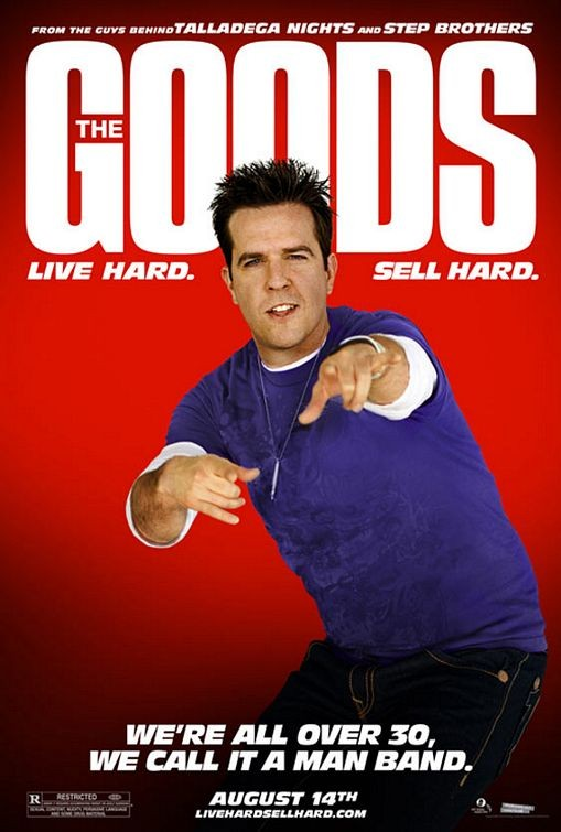 Character Poster 7 per The Goods: Live Hard. Sell Hard
