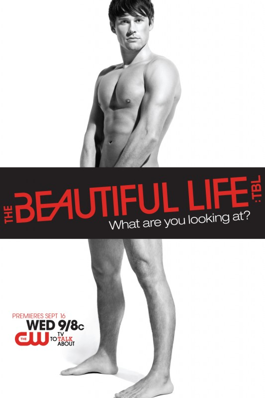 Character Poster della serie The Beautiful Life: TBL - Ben Hollingsworth