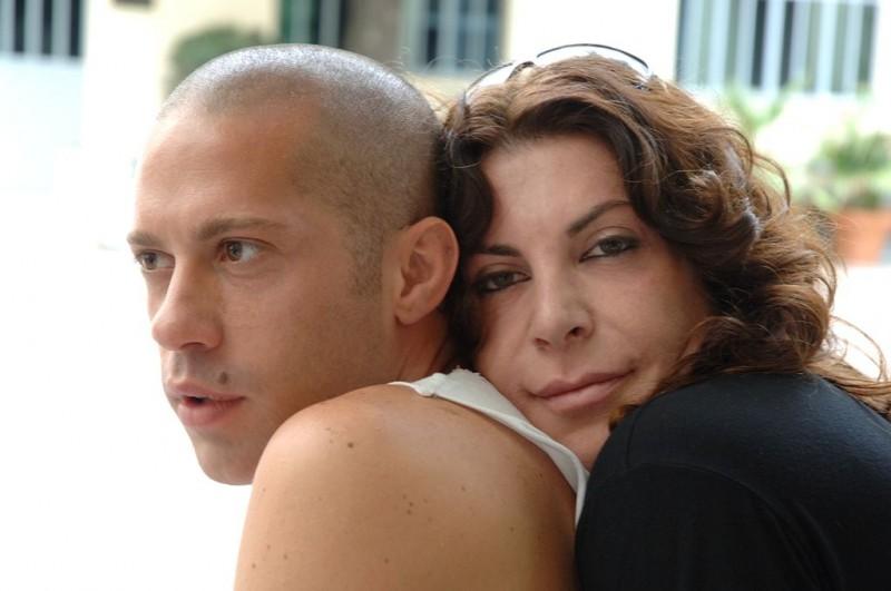 Giovanni Brignola e Simone Valentina Mancini sul set di Sogno il mondo il venerdì