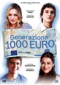 La copertina di Generazione 1000 euro (dvd)