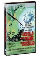 La copertina di L'uccello dalle piume di cristallo (dvd)