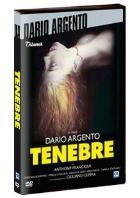 La copertina di Tenebre (dvd)