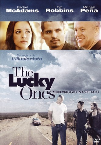 La copertina di The Lucky Ones (dvd)