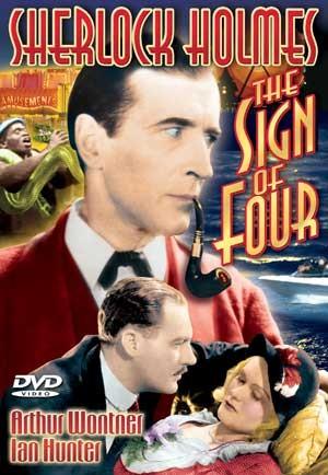 La locandina di The Sign of Four - Il segno dei quattro