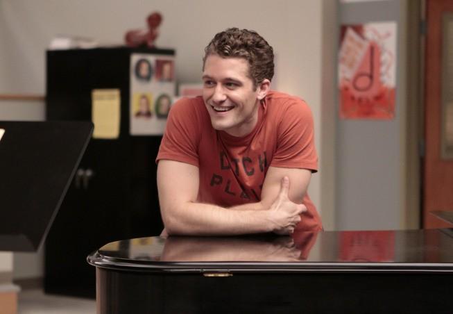Matthew Morrison nell'episodio Showmance di Glee