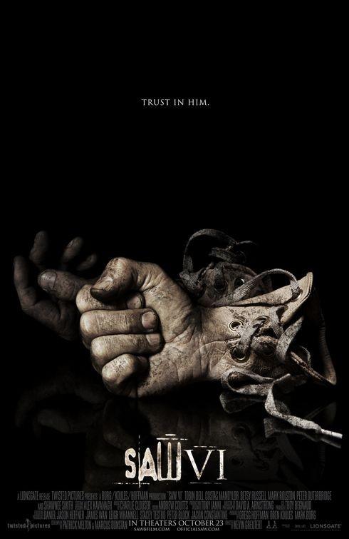 Nuovo poster per Saw VI