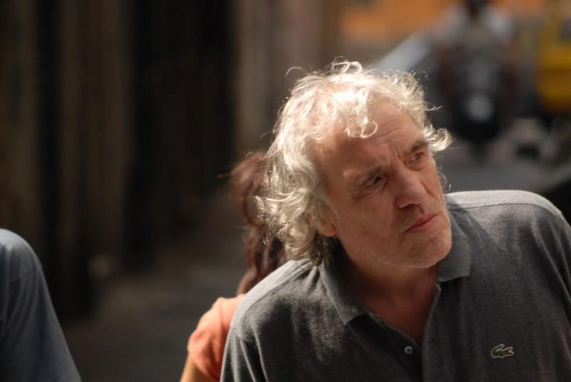 Il regista Abel Ferrara