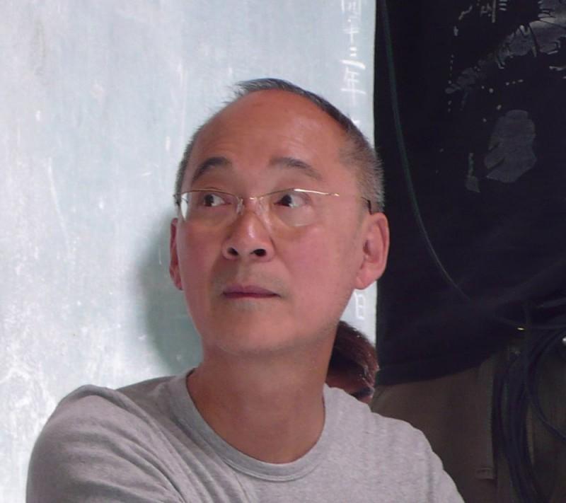 Il regista Yonfan