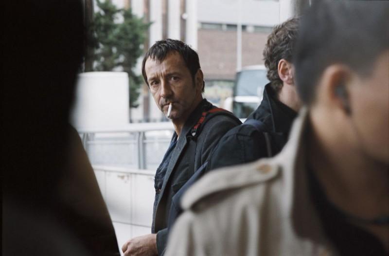 Jean-Hugues Anglade in una scena del film Persécution