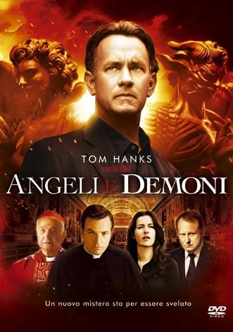La copertina di Angeli e Demoni (dvd)