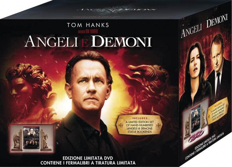 La copertina di Angeli e Demoni - Edizione limitata e numerata (dvd)