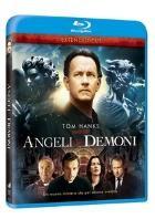 La copertina di Angeli e Demoni - Extended Cut (2 dischi) (blu-ray)
