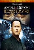 La copertina di Cofanetto Angeli e Demoni + Il Codice Da Vinci (blu-ray)
