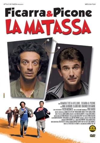 La copertina di La matassa (dvd)