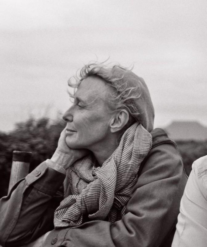 La regista Claire Denis