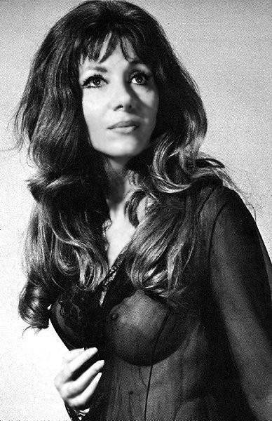 Una bella foto di Ingrid Pitt