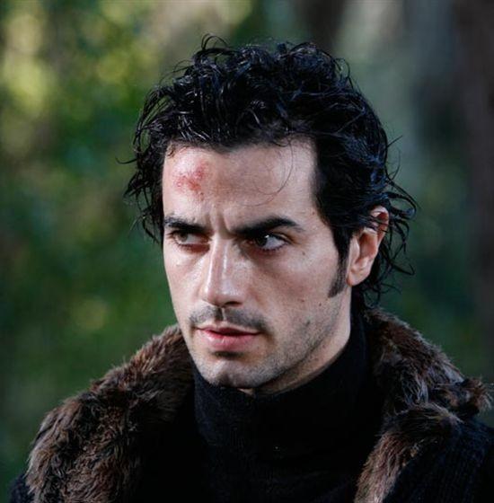 Una espressione di Antonio Cupo nel film Smile.
