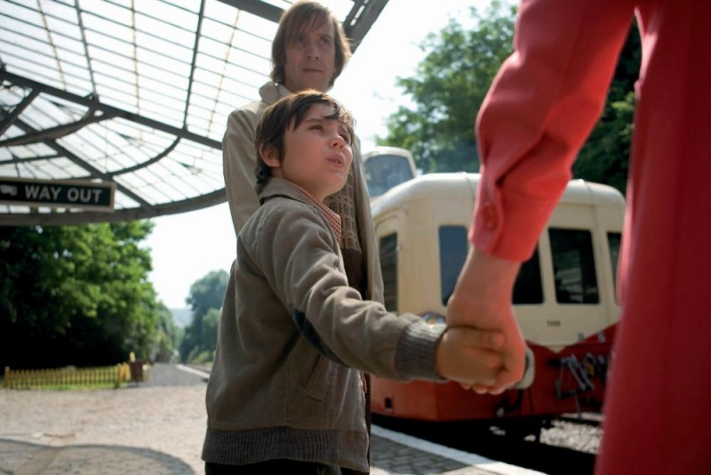 Una scena del film Mr. Nobody di Jaco Van Dormael