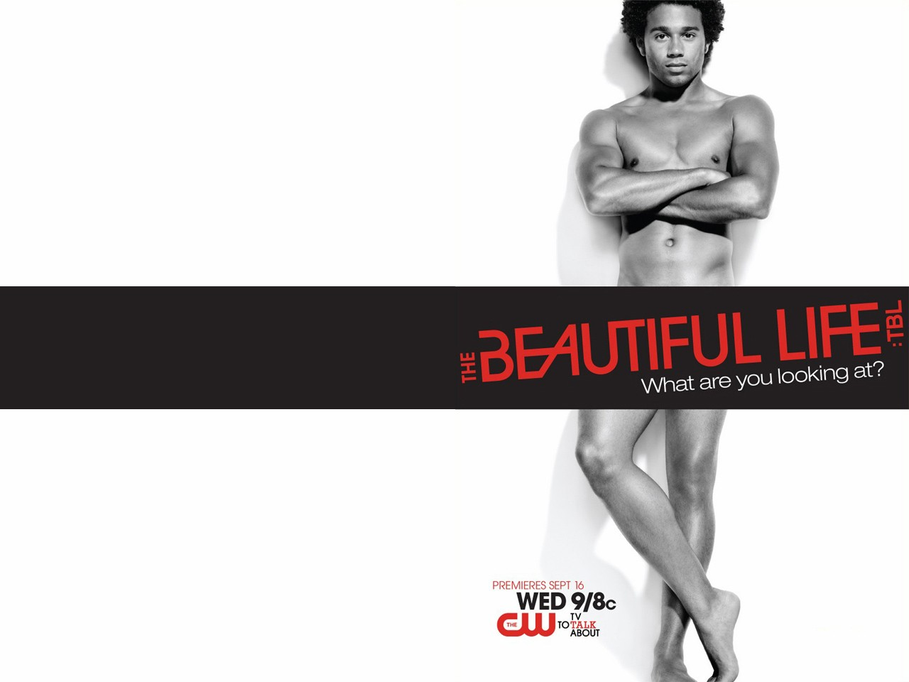 Wallpaper della serie The Beautiful Life: TBL - Corbin Bleu