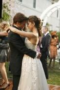 Eliza Dushku e Jamie Bamber nell'episodio Vows di Dollhouse