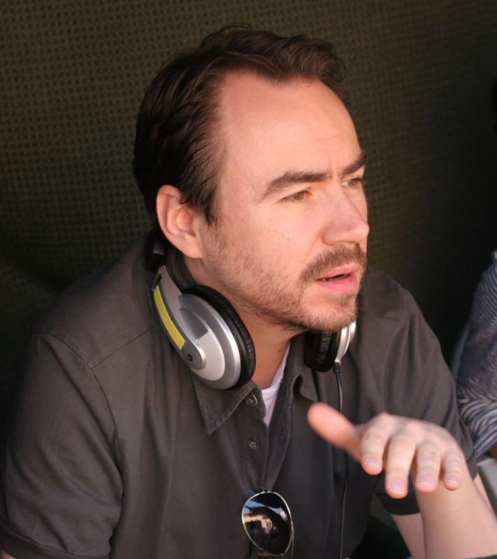 Il regista Bobby Paunescu