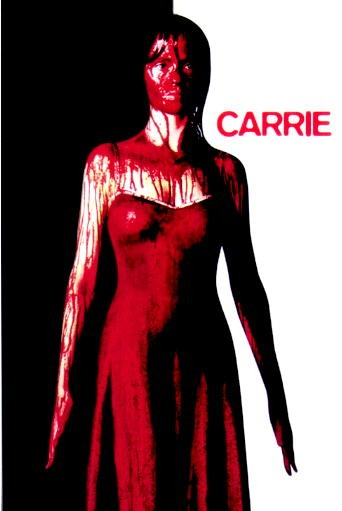 La locandina di Carrie