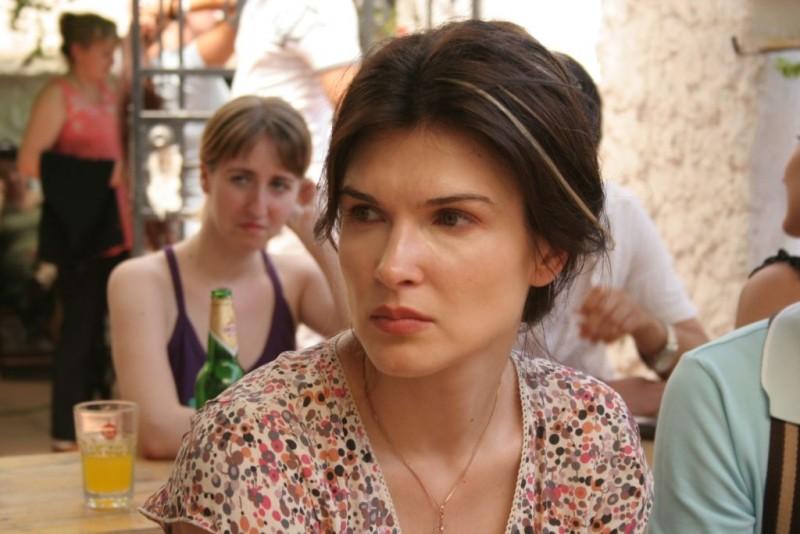 Monica Barladeanu in un'immagine del film Francesca di Bobby Paunescu