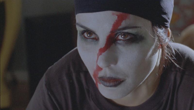 Noomi Rapace in un'immagine del film La ragazza che giocava con il fuoco