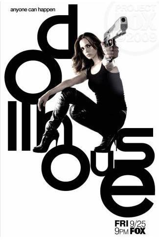 Poster della stagione 2 di Dollhouse - versione #3