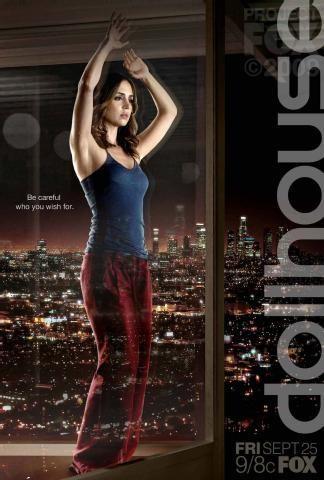 Poster della stagione 2 di Dollhouse - versione #4