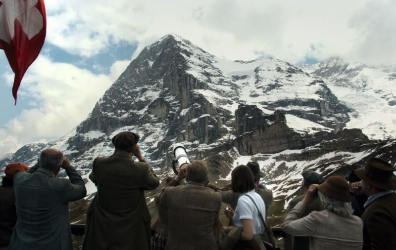 Un'immagine del film North Face - Una storia vera