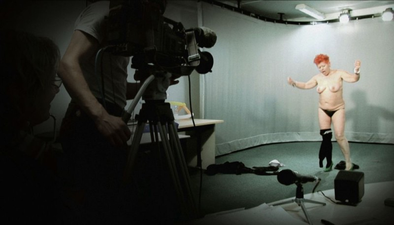 Una scena del documentario Videocracy