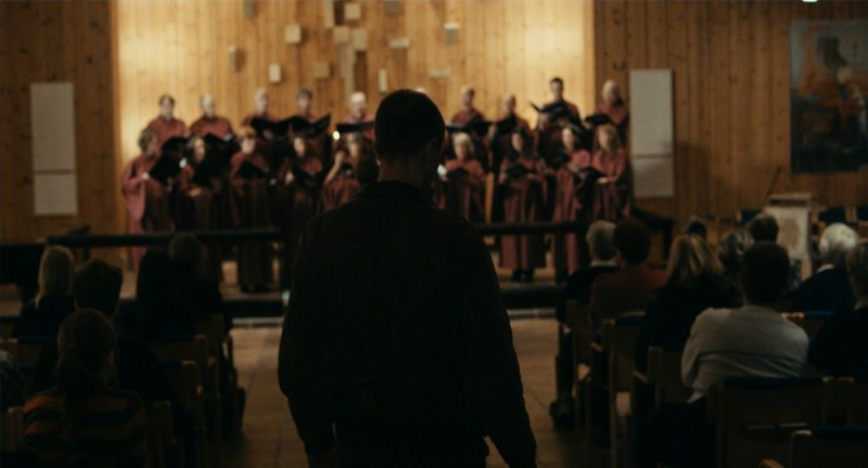 Una scena del film Apan