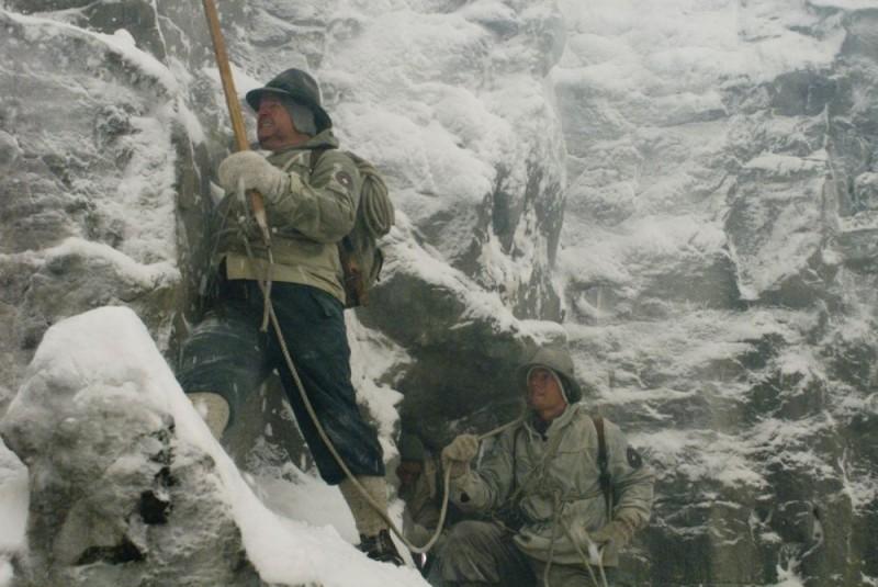 Una scena di North Face - Una storia vera