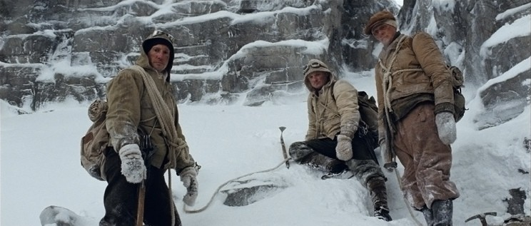 Una sequenza del film North Face - Una storia vera