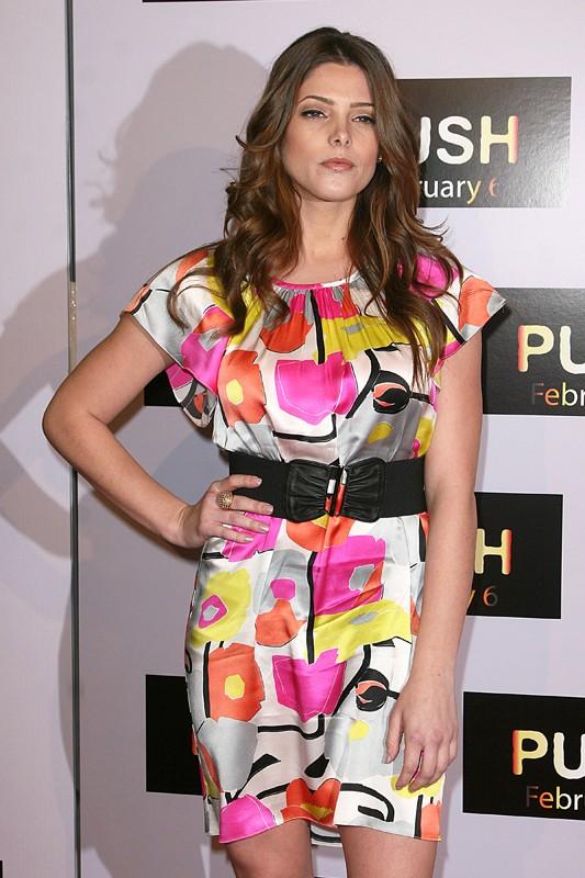 Ashley Greene alla premiere del film 'Push'