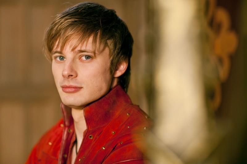 Bradley James nella stagione 2 di Merlin