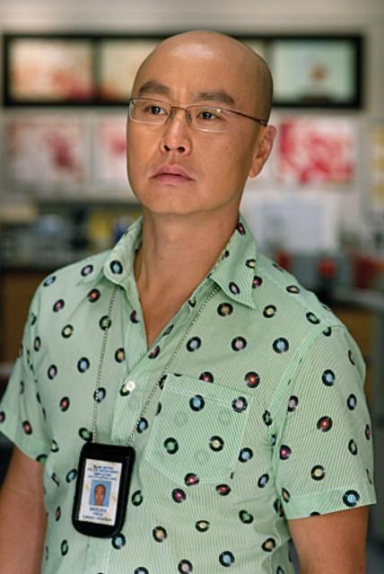 C.S. Lee è Vince Masuka nella stagione 4 di Dexter