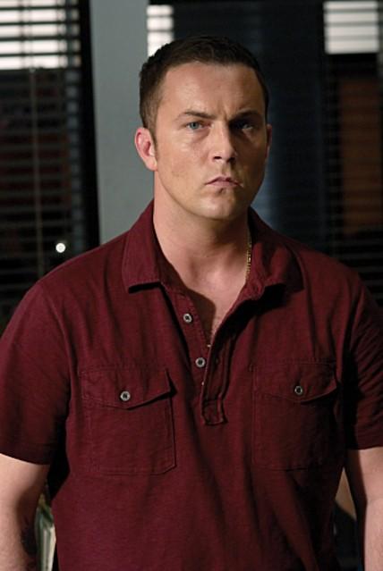 Desmond Harrington è Joey Quinn nella stagione 4 di Dexter