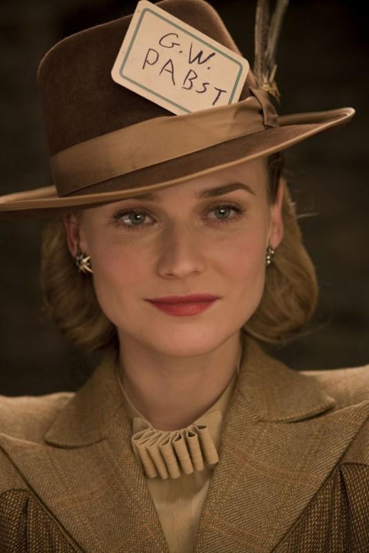 Diane Kruger è Bridget von Hammersmark nel film Bastardi senza gloria