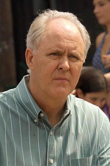 John Lithgow nella stagione 4 di Dexter