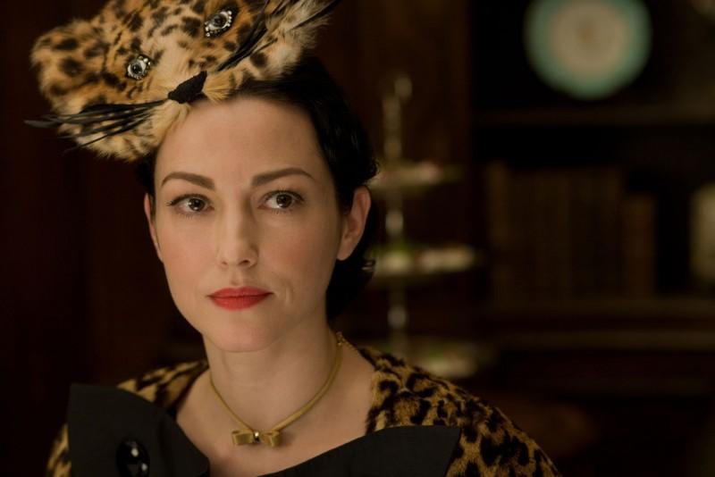 Julie Dreyfus è Francesca Mondino nel film Bastardi senza gloria
