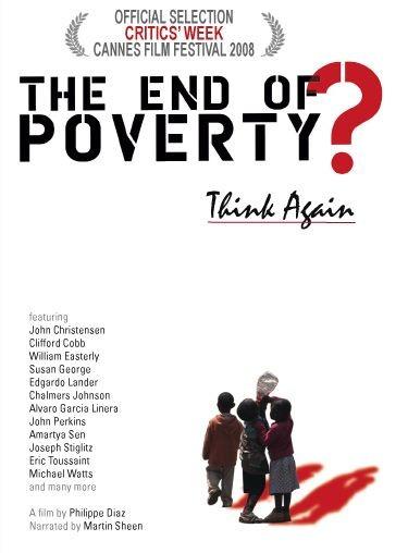 La locandina di The End of Poverty?